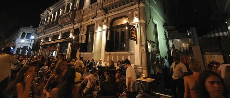 Entretenimento Noturno no Rio de Janeiro