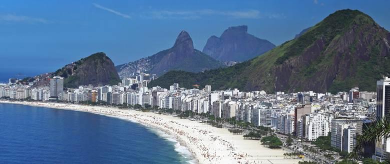 As praias mais badaladas do Brasil